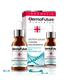 DermoFuture Precision - Injection SERUM with hyaluronic acid 20ml  5901785001457