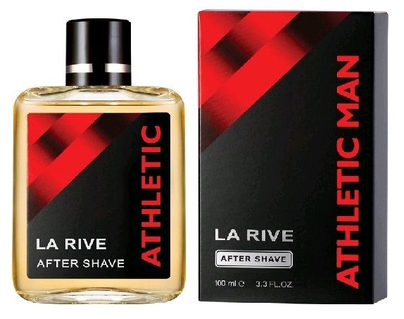 La Rive Athletic Man After Shave Similar To Adidas Active
