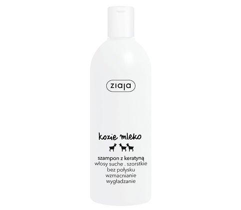 ziaja shampoo review