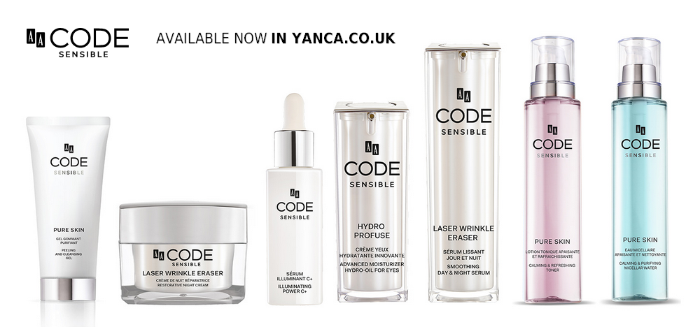 AA CODE SENSIBLE available now in yanca.co.uk