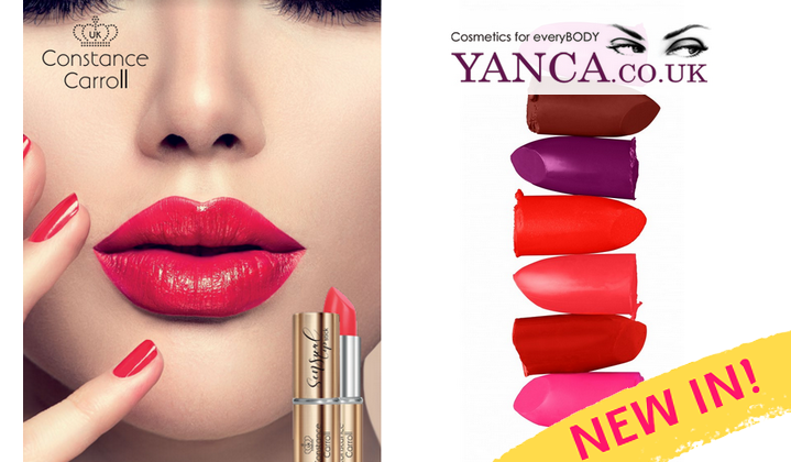 CONSTANCE CARROLL NOW IN YANCA.CO.UK!