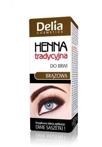 Delia Traditional Henna Eyebrow Bronze 5906750806853 For Her