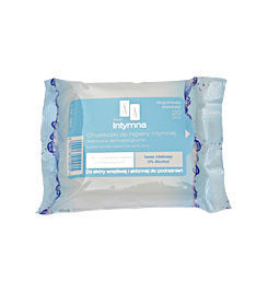 AA Oceanic - AA Intimate Hygiene - Protective wipes FRESH 20 pcs 5900116025476