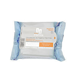 AA Oceanic - AA Intimate Hygiene - Protective wipes SENSITIVE 20pcs 5900116025483