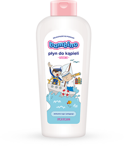 "Bambino - Special Edition ""CHILDREN"" - Bath for baby and Infant Bath DIVE 400ml 5900017056494"
