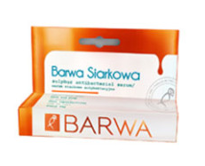 Barwa - Antibacterial Special Serum for back, shoulders & décolletage 15ml 7362