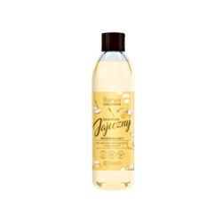 Barwa - Natural - Restorative EGG SHAMPOO with vitamin complex for dry, damaged and dyed hair 300ml 5902305000073