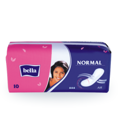 Bella - Normal - Classic sanitary pads 10 szt 5900516300654