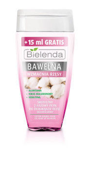 Bielenda - Cotton - DOUBLE-PHASE liquid eye make-up remover 125 ml 5902169006426
