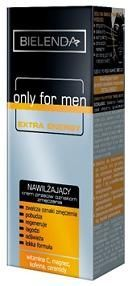 Bielenda - Only For Men - EXTRA ENERGY - Moisturising CREAM against the signs of fatigue 50ml 5902169007294