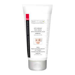 Bielenda Professional - Anti-wrinkle face CREAM with hyaluronic acid for mature and dry skin 100ml 5902169006969