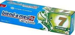 Blend-a-med - Complete 7 - TOOTHPASTE Herbal Mouthwash 100ml 4015600623159