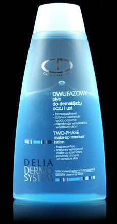 Delia - Dermo System - TWO-PHASE make-up remover lotion 210ml 5906750847290