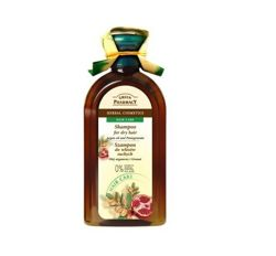 Green Pharmacy - ARGAN OIL and pomegranate SHAMPOO for dry hair 350ml 4567051565