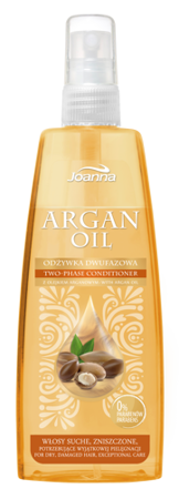 Joanna - Argan Oil - BI PHASE Conditioner for dry and damaged hair 150 ml 5901018012489