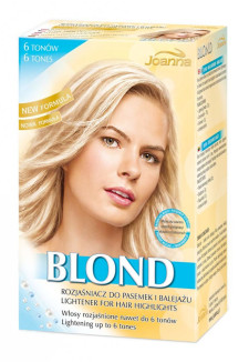 Joanna - BLOND PROTEIN lightener for entire hair 5901018010300