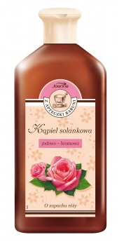 Joanna - Naturia Body - Brine bath of ROSE fragrance 500 ml 5901018015503