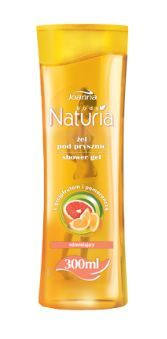 Joanna - Naturia Body - Shower gel with GRAPEFRUIT and ORANGE 300 ml 5901018002510
