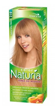 Joanna - Naturia Color - 210 - Natural Blond 5901018005023