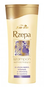 Joanna - Turnip - Energizing SHAMPOO for thin, delicate hair, tendency to hair loss (purple) 200ml 5901018000363
