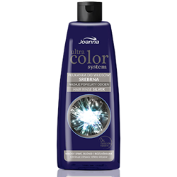 Joanna - Ultra Color System - SILVER RINSE for blonde hair 150ml 5901018014940
