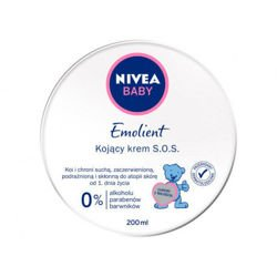 Nivea Baby - Pure & Sensitive - S.O.S. hypoallergenic CREAM 150ml 4005808360567