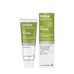 Tołpa - Dermo Face Futuris 30+ - LIGHT CREAM against first wrinkles SPF 15 40ml 5900107006477