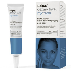 Tołpa - Dermo Face HYDRATIV - Moisturizing relaxing EYE CREAM-GEL for sensitive, dehydrated and irritated skin 10ml 5900107006316