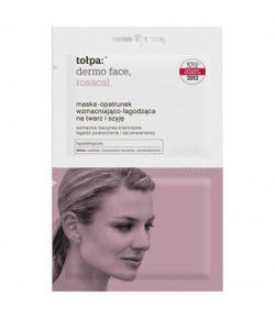 Tołpa - Dermo Face Rosacal - Strengthening soothing  MASK-DRESSING 2x6ml 5900107009966