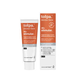 Tołpa - Dermo Face Stimular 40+ - Rgenerating anti-wrinkle NIGHT cream for sensitive, mature, normal and dry skin 40ml 5902719415920