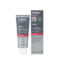Tołpa - Dermo Men 40+ - Regenerating anti-wrinkle CREAM 40ml 5900107006996
