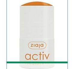 Ziaja - Anti-perspirant CREAM ACTIV without alcohol and dyes 60ml 5901887019350