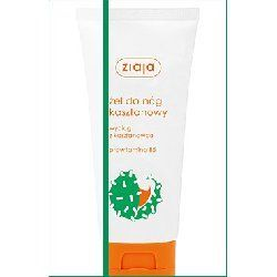 Ziaja - Auburn GEL to the legs with pro-vitamin B5 100ml 5901887004639