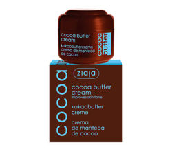 Ziaja - Cocoa Butter - Face CREAM for normal and dry skin 50ml 5901887000150