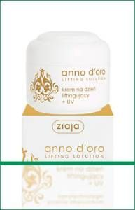 Ziaja - Lifting Solution 40+ - Lifting + UV DAY cream for mature skin 50ml 5901887005025