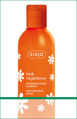 Ziaja - Marigold 15+ - Face TONER for normal and dry skin 200ml 5901887003953