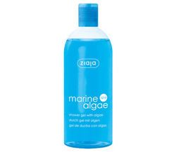Ziaja - Marine Algae Spa 30+ - Shower GEL with Algae 500ml 5901887014478