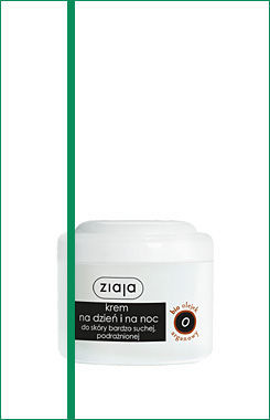 Ziaja - Natural Argan Oil - Protective FACE cream for very dry, irritated skin 75 ml 5901887023296
