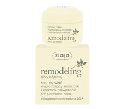 Ziaja - Remodeling Mature 60+ - Anti-wrinkle DAY CREAM SPF 6 for mature skin 50ml 5901887028406