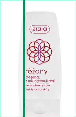 Ziaja - Rose Butter 30+ - MICRO-PEELING for all skin types 60 ml 5901887016793