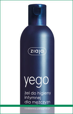 Ziaja - Yego - GEL for intimate hygiene for men 300ml 5901887020479