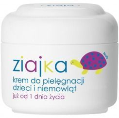Ziaja - Ziajka - Care CREAM for children and infants from 1 day of age (turtle) 50ml 5901887000143