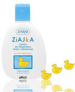 Ziaja - Ziajka - OLIVE for the care of children and infants 270ml 5901887026501